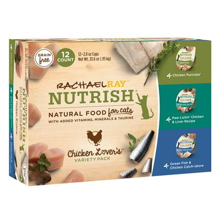 Nutrish Cat Food Walmart
