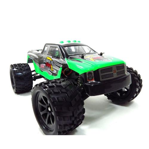 WL969 2.4G 1:12 Scale RC Buggy Truck Cross Country Racing Car High Speed Radio Control RTR - Green