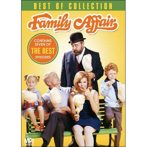 Family Affair: Best Of Collection (Full Frame)