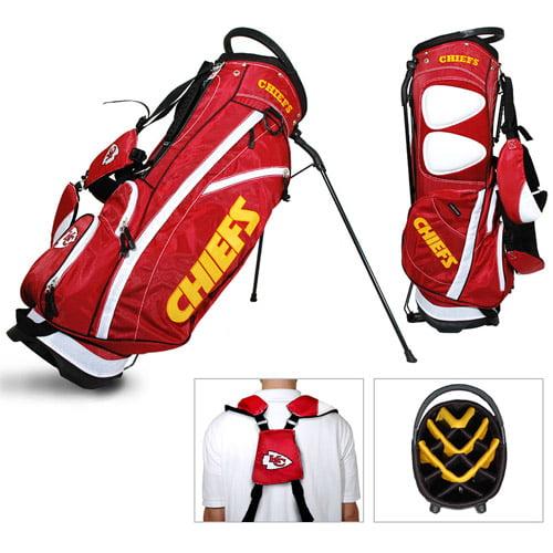 Team Golf NFL Kansas City Chiefs Fairway Golf Stand Bag