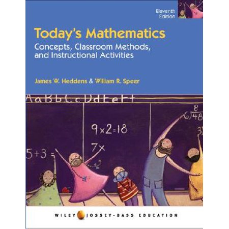 Instructional Activities (Today's Mathematics, Concepts and Classroom Methods, and Instructional Activities )