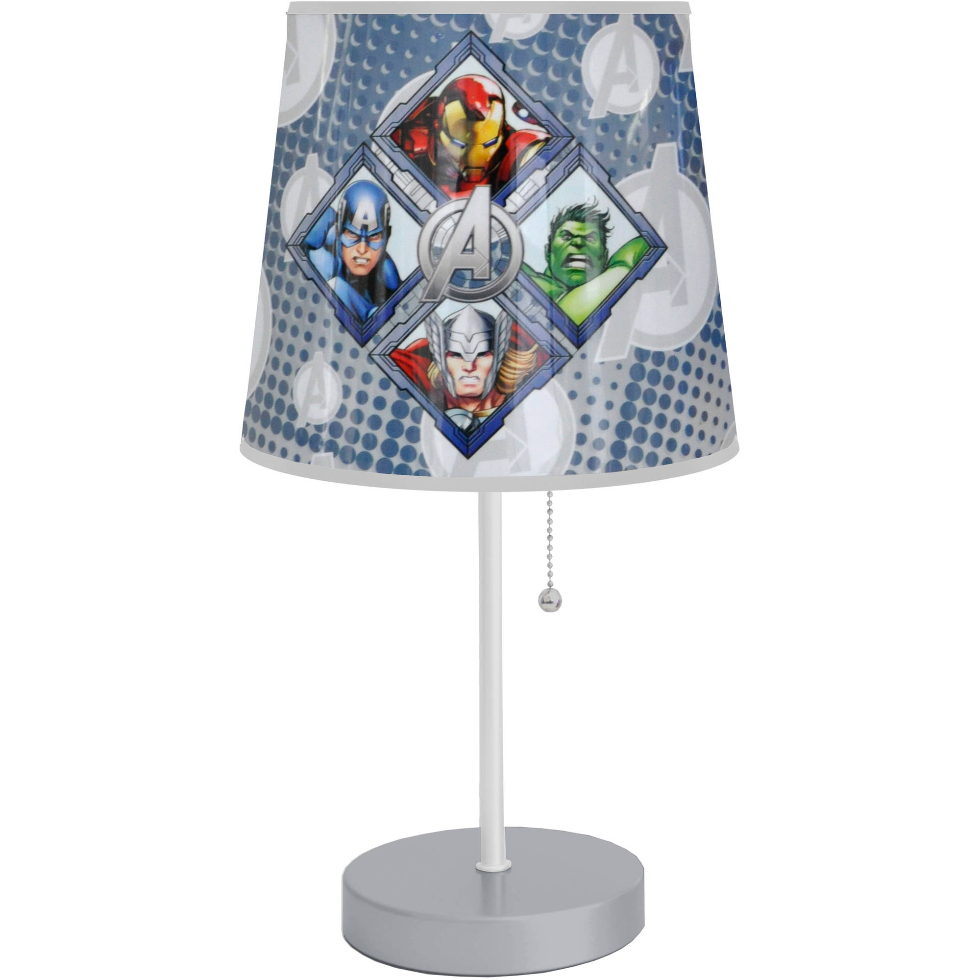 Marvel Avengers Table Lamp
