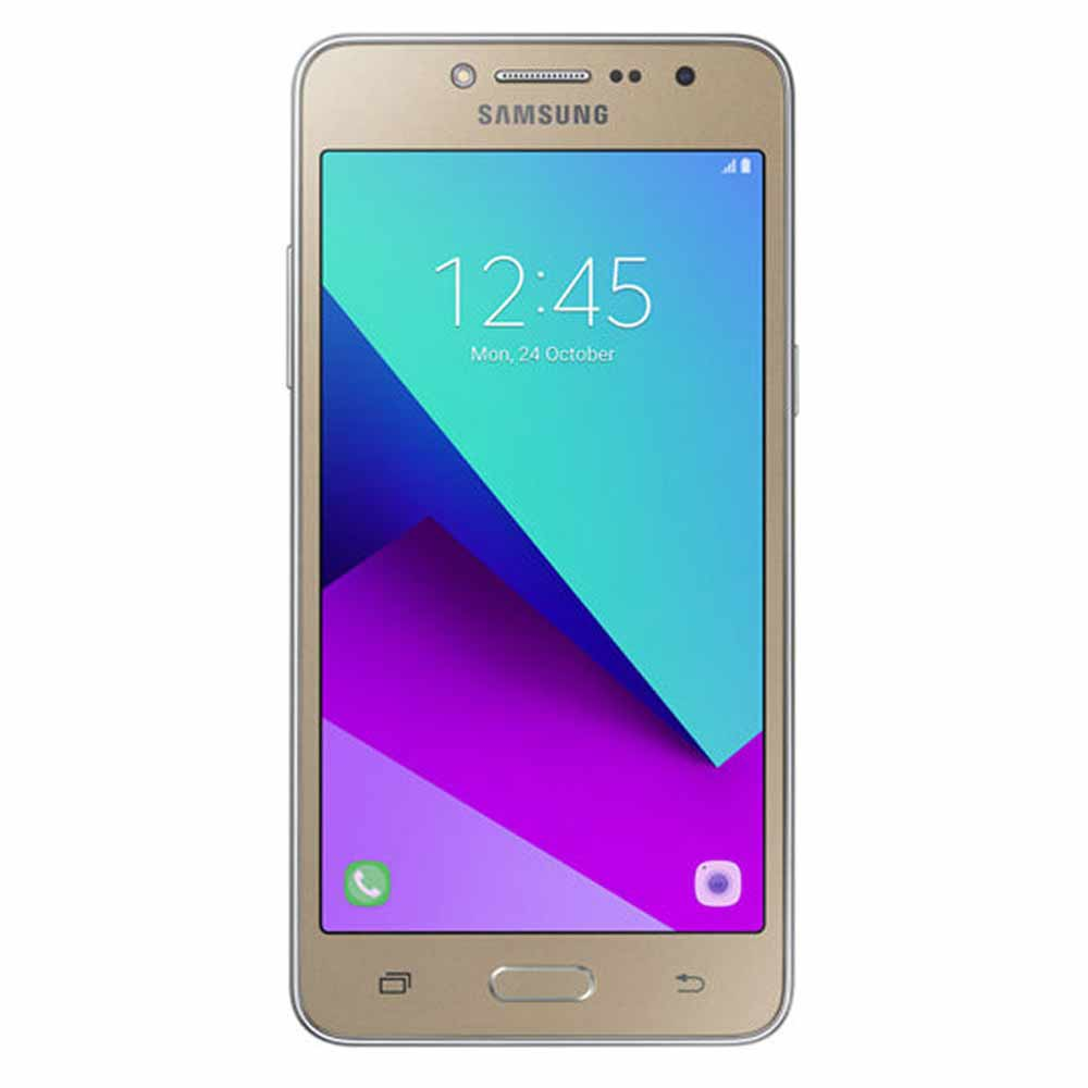 "New Galaxy J2 Prime Duos 2016 16GB SM-G532M GSM Factory Unlocked 4G LTE 5"" PLS TFT Display 1.5GB RAM 8MP Smartphone by Samsung - Gold- International Version"