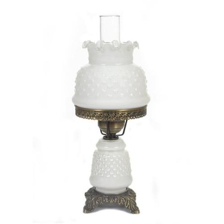 summit lamp hurricane style 1 light antique brass opal. Black Bedroom Furniture Sets. Home Design Ideas