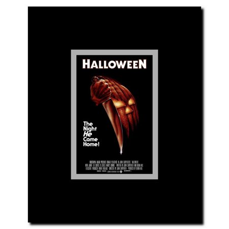 Halloween Movie Posters (Halloween Framed Movie Poster)