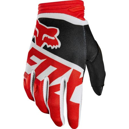 - 2018 Dirtpaw Sayak Gloves-Red-S, Conductive fabric - works with touch screen devices, Stretch polyester construction By Fox Racing from USA