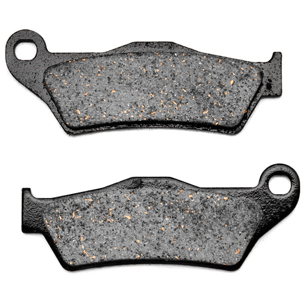 KMG 2008-2011 Husqvarna TXC 250 450 510 Cross Country Front Non-Metallic Organic NAO Disc Brake Pads