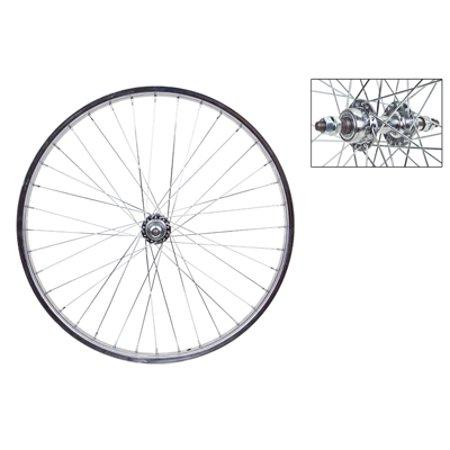 Wheel Rear 24X1.75 Stl Cp 36 Stl Fw 5/6/7Sp 135Mm