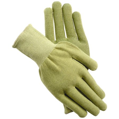 Magid Glove G118tl Large Green Women'S Dotted Bamboo Knit Gloves, knit bamboo fiber are moisture By Magid Glove Safety