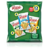 Garden Veggie Straws, Variety Pack, 0.75 oz, 12 CT