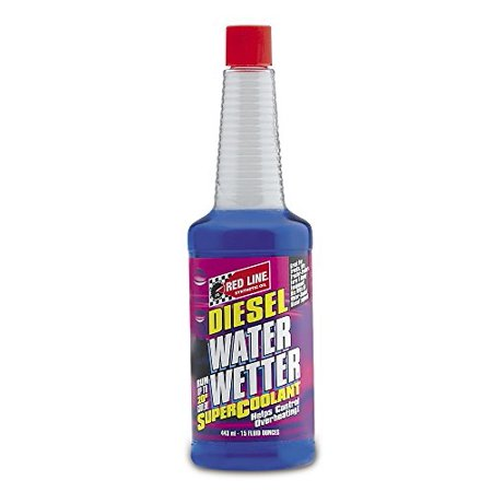 - Red Line 80213 Diesel Water Wetter - 15 Ounce, (Pack of 12)