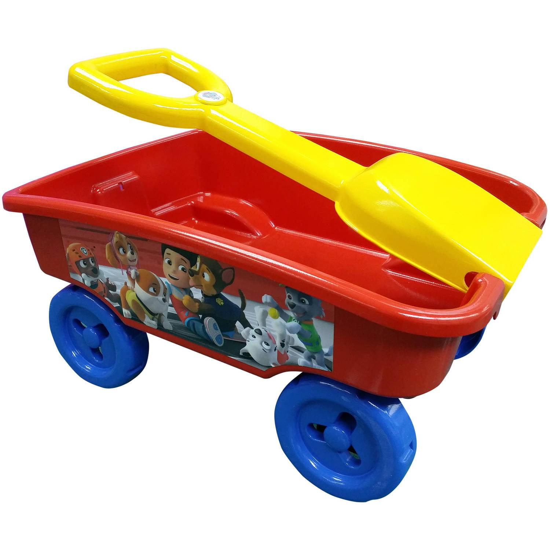 Paw Patrol Play Wagon