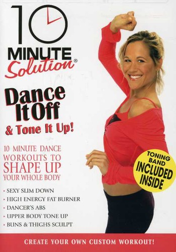 10 Minute Solution: Dance It Off & Tone It Up by Lions Gate Home Entertainment