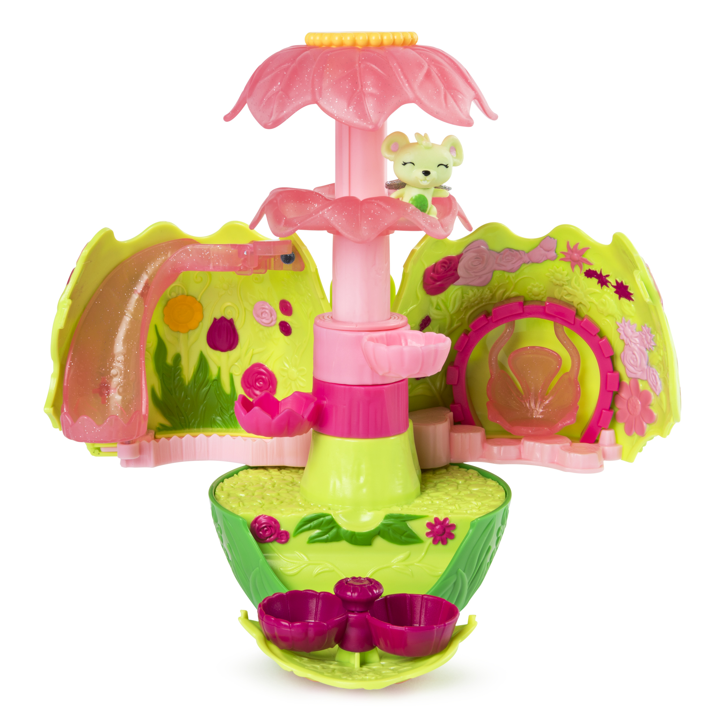Hatchimals ‐ Secret Scene Playset for Hatchimals CollEGGtibles (Styles May Vary)