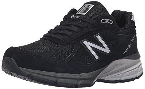New Balance Women's Running Shoe Black/Silver