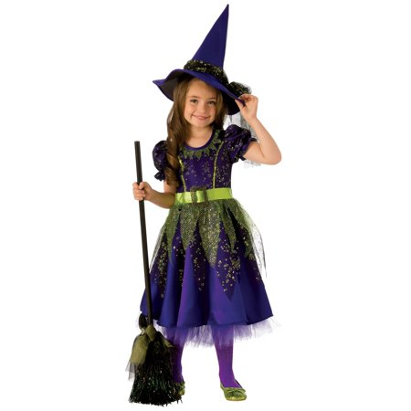 Girls Twilight Witch Costume