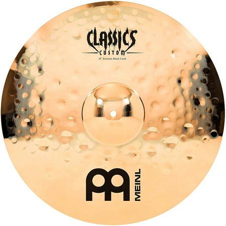 - Meinl Classics Custom Extreme Metal Crash Cymbal