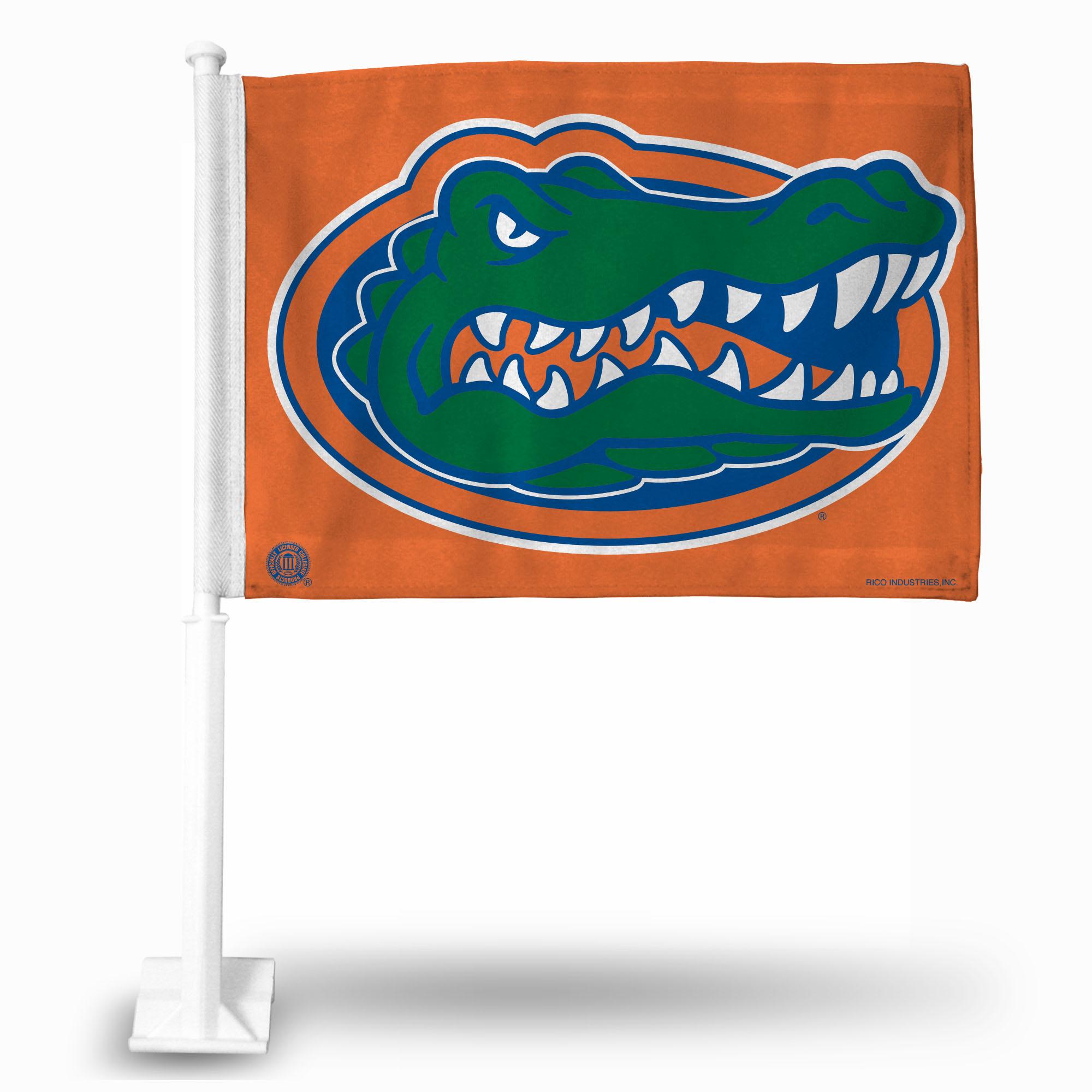 Rico Industries NCAA Car Flag, University of Florida Gators