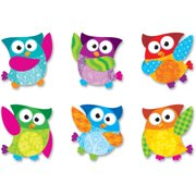 Trend, TEP10996, Owl-Stars Classic Accents Variety Pack, 1 Pack, Assorted