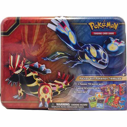 Pokemon Collector Chest Treasure Tin by Pokemon
