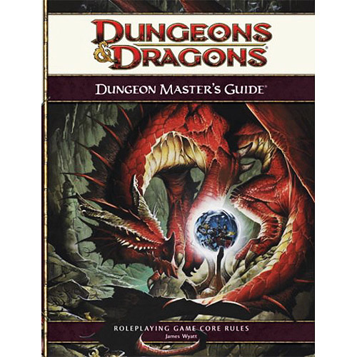 Dungeon Master's Guide: Roleplaying Game Core Rules