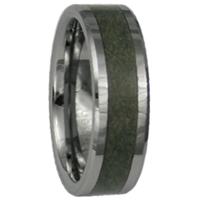 AAB Style RTS-42 Beautiful Tungsten Carbide Ring