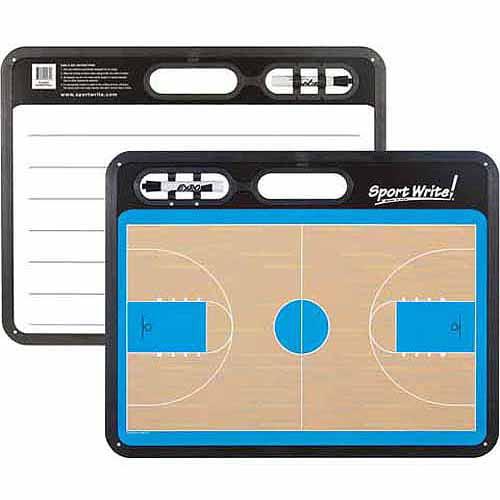 Sport Write Classic Basketball Dry-Erase Board