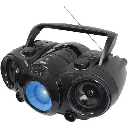 Naxa(R) NPB-261 CD/MP3 Boom Box with Bluetooth(R)
