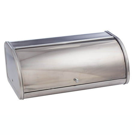 Stainless Bread - Home Marketplace Oversized Stainless Steel Bread Box