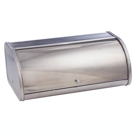 Home Marketplace Oversized Stainless Steel Bread Box (Stainless Steel Bread Box)