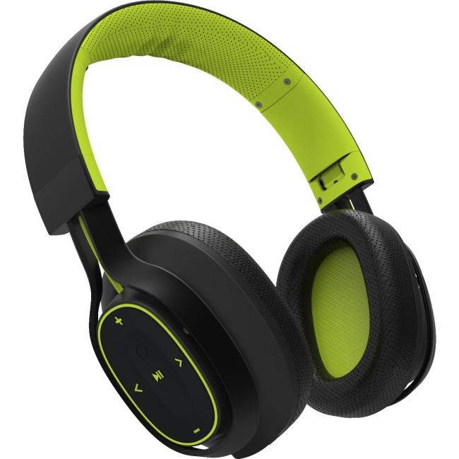 BlueAnt Pump Zone Wireless Bluetooth HD Audio Headphones
