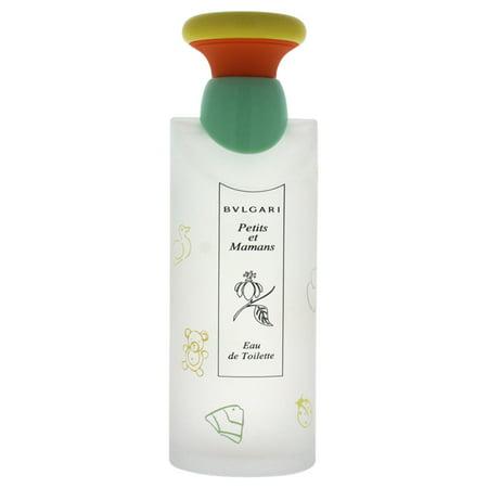 Bvlgari Deodorant Eau De Toilette - Bvlgari Bvlgari Petits et Mamans Eau De Toilette Spray 3.4 oz