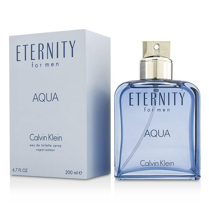 Eternity Aqua Eau De Toilette Spray-200ml/6.7oz