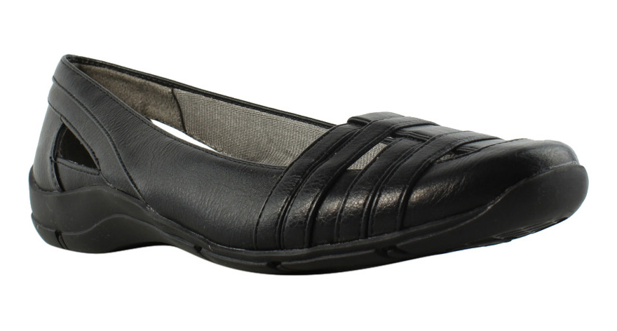 Lifestride Womens Black Loafers & Moccasins Flats Size 5 New by LifeStride
