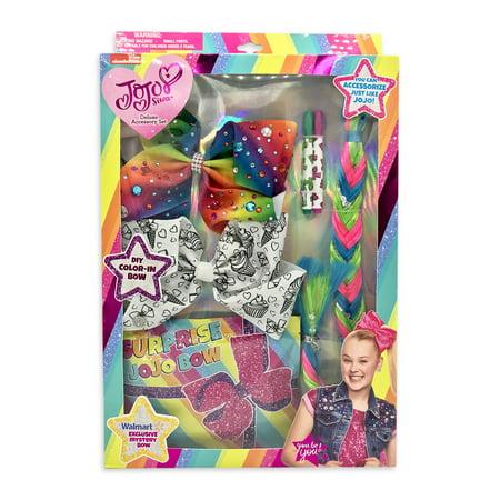 Jojo Siwa Hair Bow Gift Set