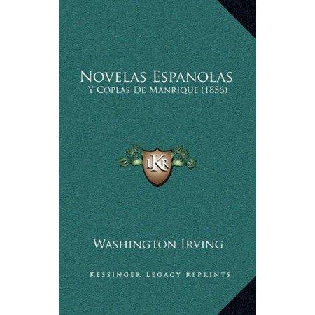 Novelas Espanolas: Y Coplas de Manrique (1856) - image 1 of 1