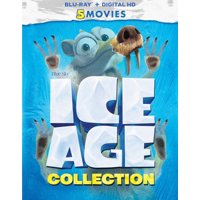 Deals on Ice Age: 5-Movie Collection Blu-ray + Digital HD