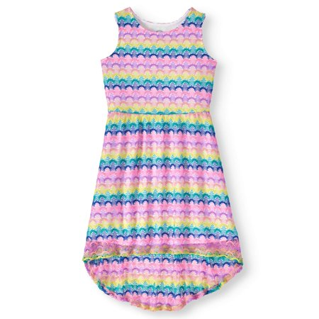 Girls' Hi-Lo Dress - Dress Up Clothes Kids