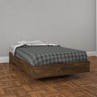 Nexera Nocce Bed, Truffle, Multiple Sizes