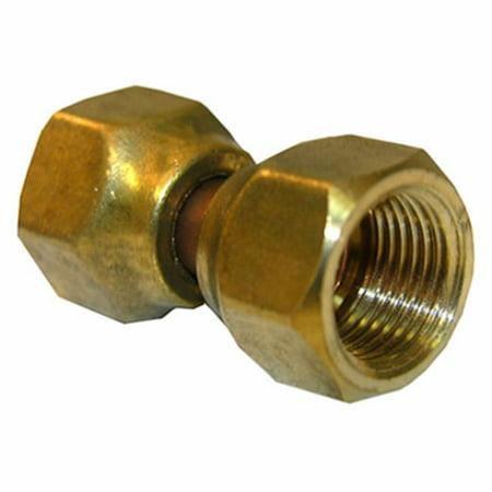 0.375 in. Brass Female Flare Swivel ()