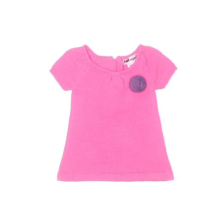 Pre-Owned Pink Angel Girl's Size 6 Mo Dress