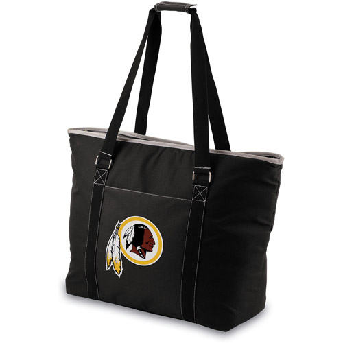 Picnic Time Tahoe, Black Washington Redskins Digital Print
