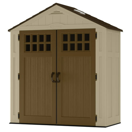 Suncast 94 cu. ft. Everett™ 6x3 Storage Shed, BMS6310D