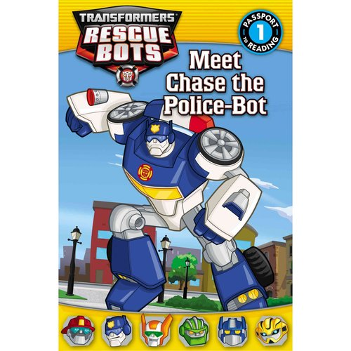 Meet Chase the Police-Bot