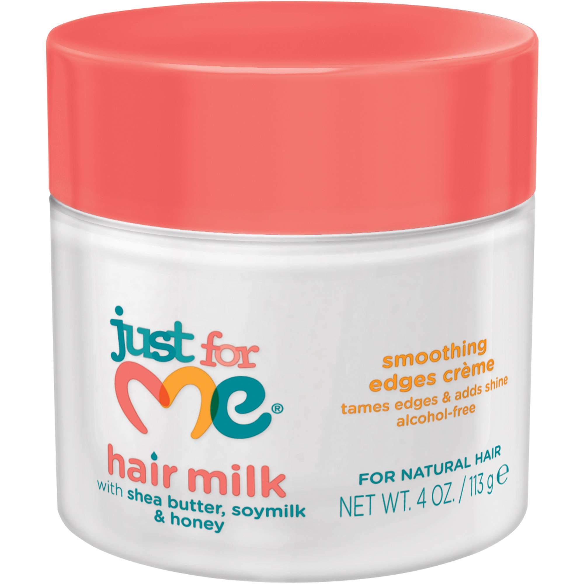 Just For Me Hair Milk Smoothing Edges Creme Styler 4 Oz