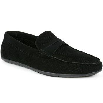 Alpine Swiss Moccasins Mens Shoes