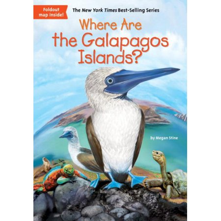 Where Are The Galapagos Islands