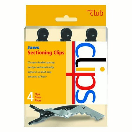 Product Club Jaw Sectioning Clips (Club Clip)