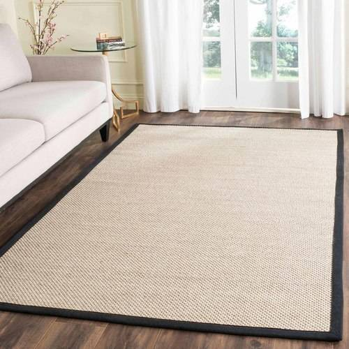 Faux Sisal Rug - Safavieh Natural Fiber Kentigern Border Area Rug or Runner