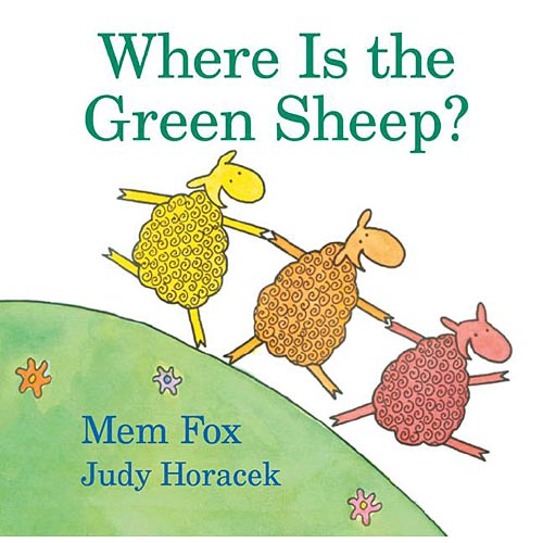 Where Is the Green Sheep